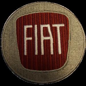 Dapco kan ook uw tekst of logo op badges borduren.